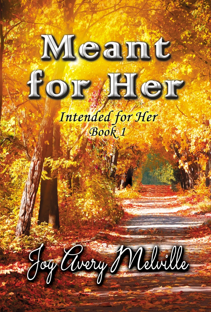 Meant for Her-front - corrected color for kdp